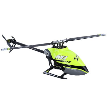 OMP M1 Helicopter Racing Yellow