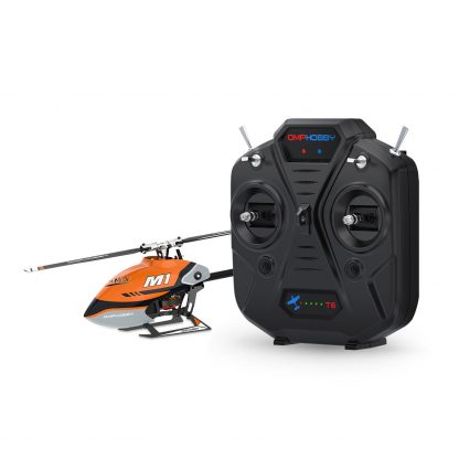 OMP M1 RTF RC Helicopter