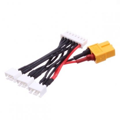 oshm1060 omp m1 m2 battery serial charging cable