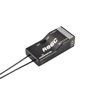 R86C standard receiver PWM/SBUS