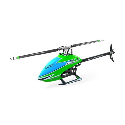 OMP M2 EXP Green Helicopter