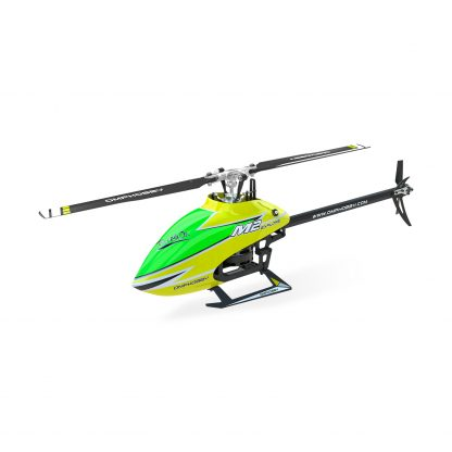 OMP M2 Yellow Helicopter