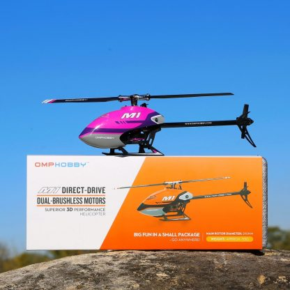 OMP M1 RC Helicopter